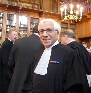 La disparition de Charles Libman, grand avocat pénaliste