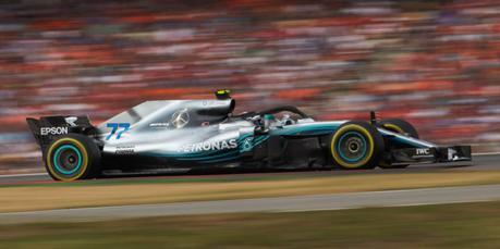GP F1 Allemagne 2018: Casino royal