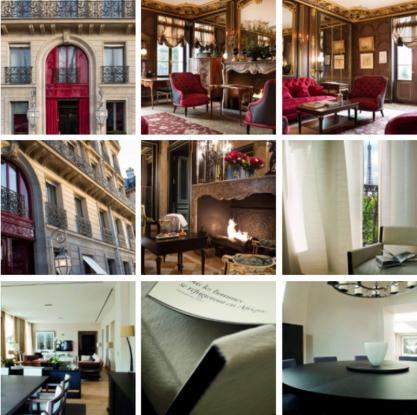 La Réserve Paris – Hotel and Spa élu « Meilleur city hôtel en Europe » et « Meilleur hôtel à Paris » par Travel + Leisure !