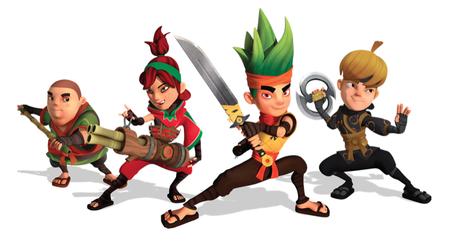 Fruit Ninja : Combo Party, réflexe et combo au menu ! Chez Lucky Duck Games