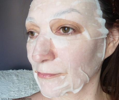 Masques en tissu bio - Les Poulettes
