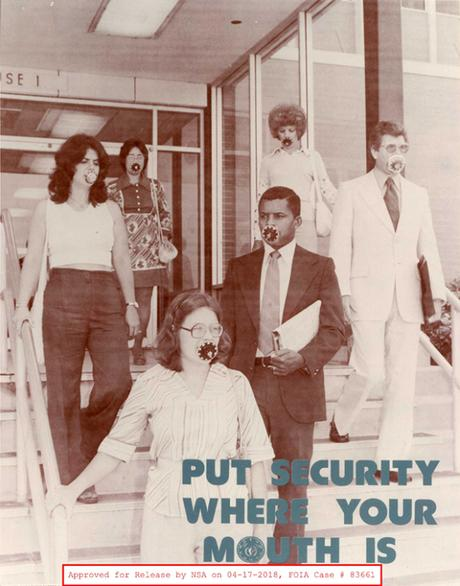 [HISTOIRE] : les affiches vintage de la NSA