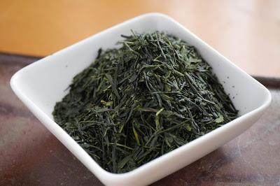 Sencha de Asamiya, cultivar Oku-hikari