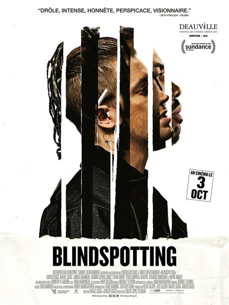 BLINDSPOTTING en compétition au Festival de Deauville ! au cinéma le 3 octobre 2018