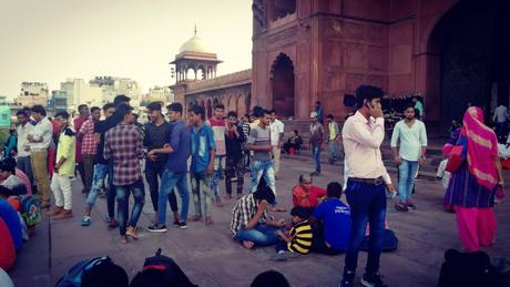 Delhi – My First Time in India
