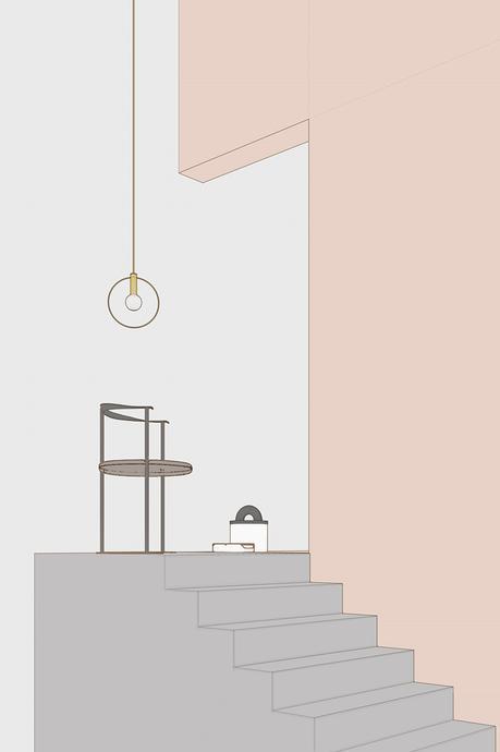 Concrete evolution - Pink obsession le projet thématique de réalisations 3D de NotooSTUDIO
