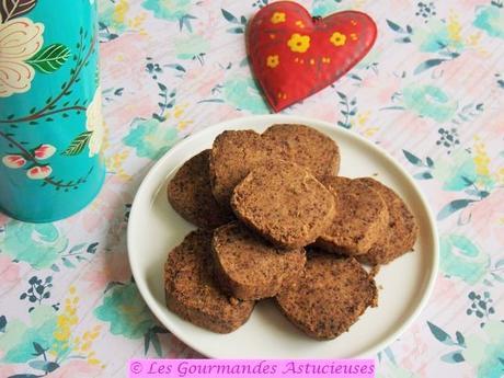 Comment faire des biscuits sablés sans beurre ?