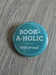 bookaholic badge