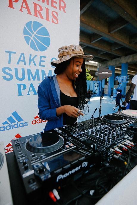 On a parlé avec Joel Embiid et Jamal Murray au adidas Take On Summer