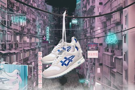 Footpatrol x ASICS GEL SAGA Anime