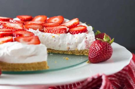 Recette cheesecake aux fraises weight watchers