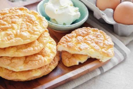 Recette pain nuage weight watchers