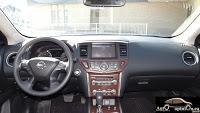 Essai routier: Nissan Pathfinder 2018 - Un bon gros VUS