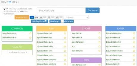 Comment choisir un bon nom de marque, d'entreprise ou de site internet ?