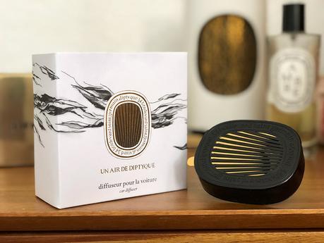 Un Air de Diptyque : Diffuseur de parfum pour voiture