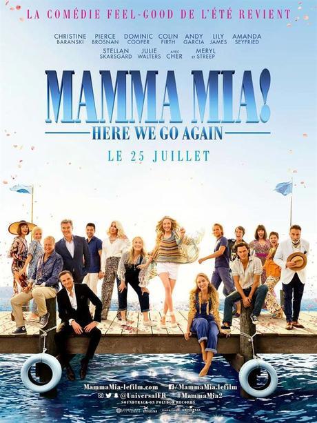 MAMMA MIA 2 - LILY JAMES
