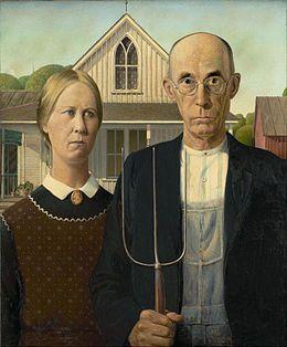 American Gothic – Xavier Mauméjean