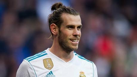 Le quatrième joueur de football le mieux payé au monde: Le britannique Gareth Bale