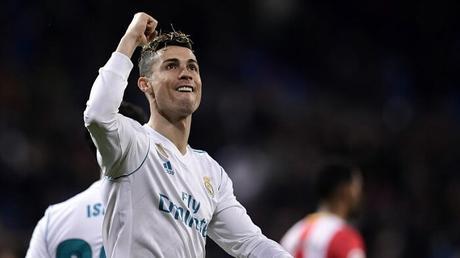 Le deuxième joueur de football le mieux payé au monde: Le portugais Cristiano Ronaldo