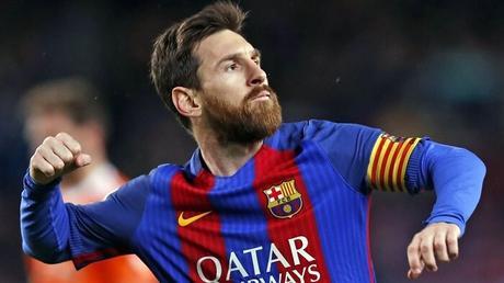 Le joueur de football le mieux payé au monde: L'argentin Lionel Messi