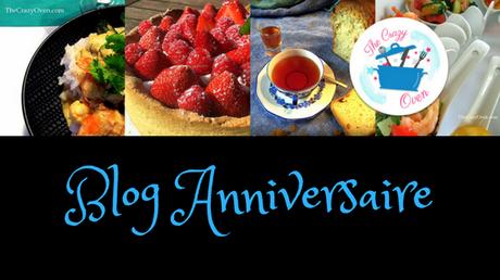 Le blog fête ses 3 ans!