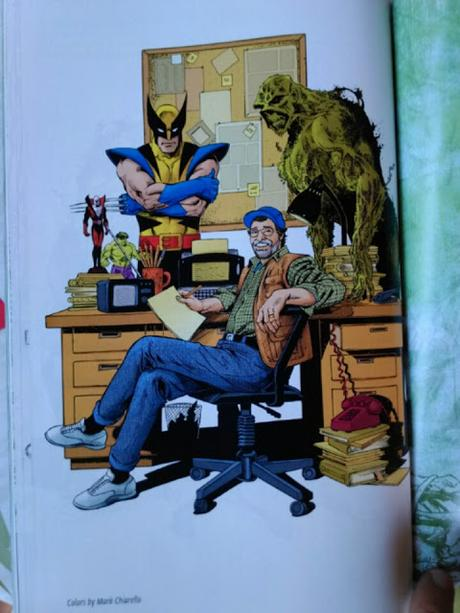 Young Monsters In Love #1DC universe 80-page giant et Swamp Thing Winter Special #1 DC Universe  80-page giant