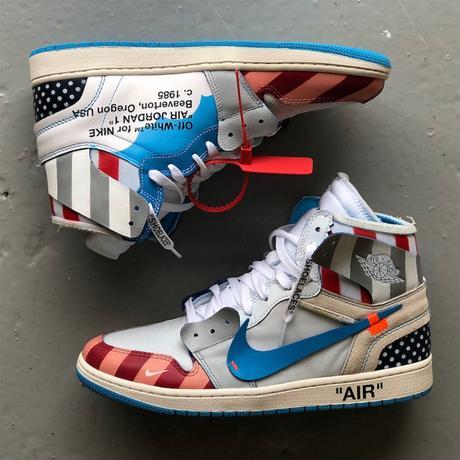 Parra x Off-White x Air Jordan 1