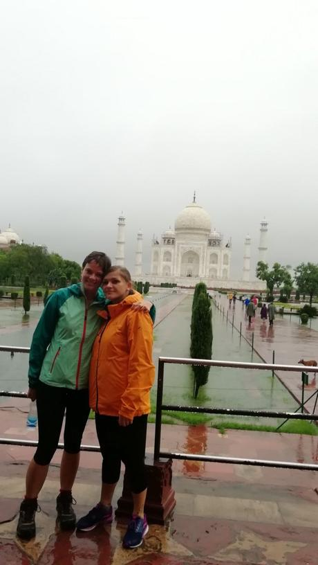 Séjour à Agra
