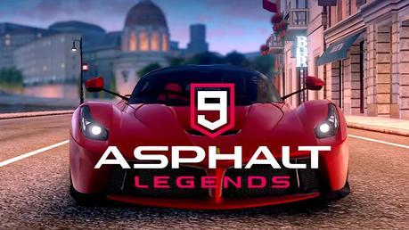 Asphalt 9: Legends est disponible sur votre iPhone