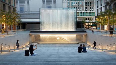 L'Apple Piazza Liberty sera inauguré ce jeudi 26 juillet à 17 h