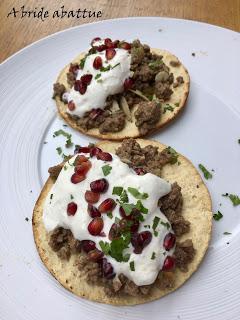 Le menu de la cheffe mexicaine Mercedes Ahumada pour ¡Que Gusto! 2018
