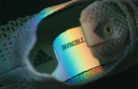 Invincible x adidas Consortium 4D