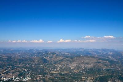 Escapade au Mont Ventoux