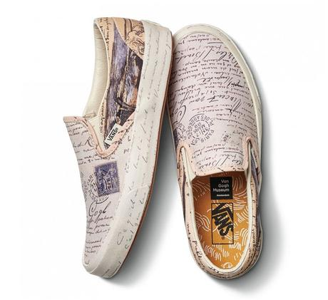 La collection Vans x van Gogh Museum se dévoile