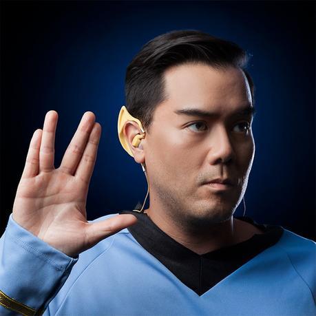Des écouteurs oreilles de Vulcain maintenant disponibles !
