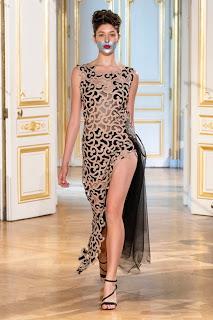 Défilé haute-couture de Patuna Automne hiver 2018-2019
