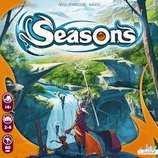 Seasons – Le jeu de mages où tu collectionnes les cristaux !