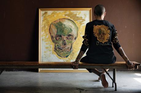 Van Gogh x Vans