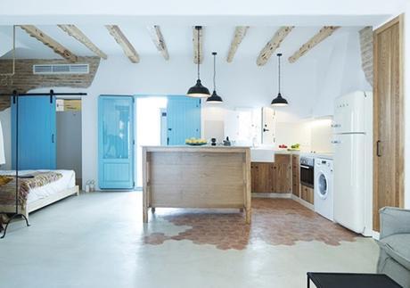4 appartements de vacances à la déco très méditerranéenne