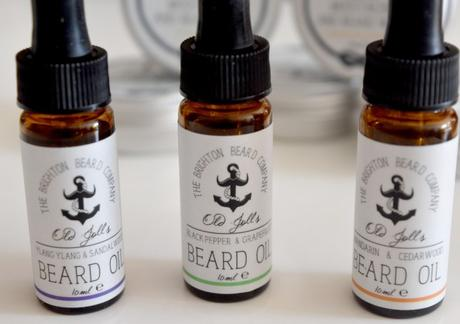 The Brighton Beard Company, l'excellence des soins à barbe made in UK