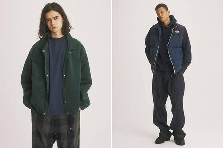 THE NORTH FACE PURPLE LABEL – F/W 2018 COLLECTION LOOKBOOK