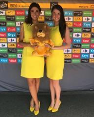 Les hotesses du Tour de France 2018
