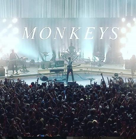 Arctic Monkeys - Théâtre antique de Fourvière, Lyon (10/07/2018)