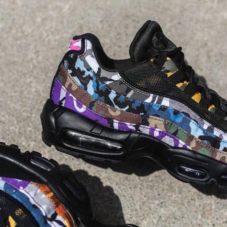 Preview : Nike Air Max 95 What The Camo | À Voir