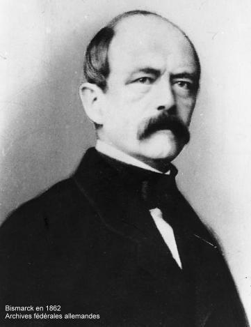 Bismarck, le premier empereur