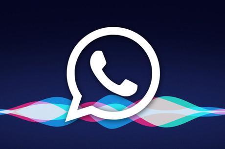 Intégration de Siri avec WhatsApp