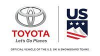 L'équipe de ski américaine au volant de Toyota !