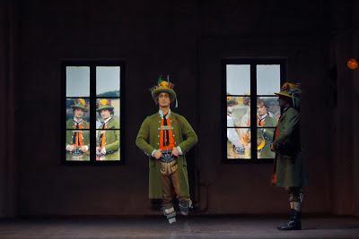 Le marié disparu, un opéra en création mondiale de Klaus Lang, une commande du Festival de Bayreuth