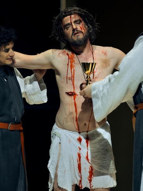 Le Parsifal christique du Festival de Bayreuth 2018.