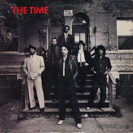 The Time-The Time-1981